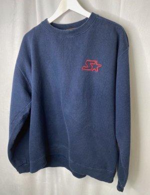 Vintage starter Pullover
