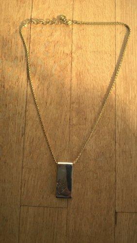 Givenchy Collana dichiarazione oro-argento Metallo