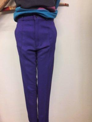 Pantalone sfoderato lilla-lilla