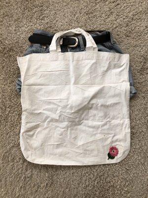Canvas Bag natural white-cream
