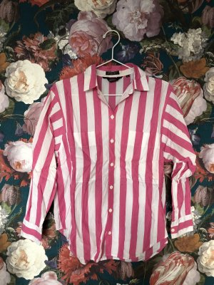 Vintage Streifenhemd