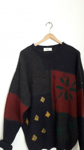 vintage Strickpullover Hugo Boss Angorawolle