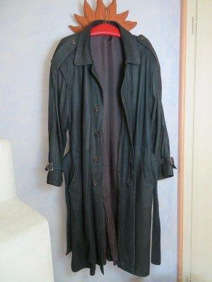 Vintage Striwa Ledermantel - oversize Trenchcoat - Made in Germany - Vintage