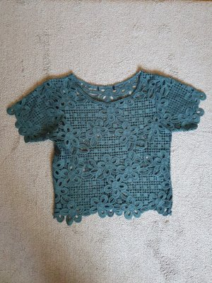 Vintage süße Bluse
