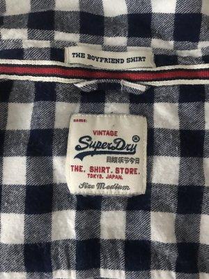 Vintage SuperDry Damen Hemd