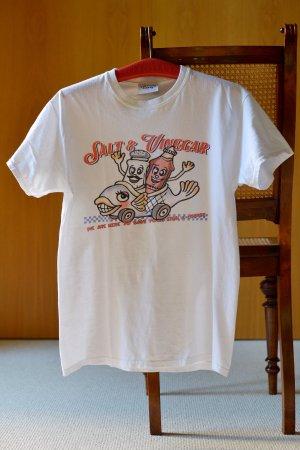 Asos Koszulka z nadrukiem Wielokolorowy Bawełna