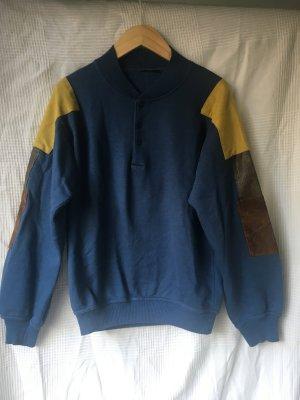 vintage sweater mit details