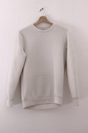 Vintage Sweater weiß | Smog | S