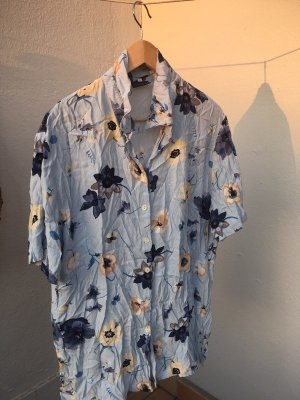 Vintage T-shirt Blumenmuster