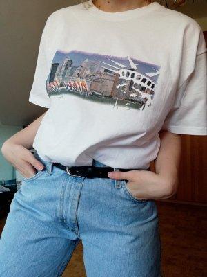 Vintage T-shirt New York Oversized 90er