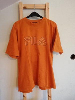Vintage T-shirt oversized Fila