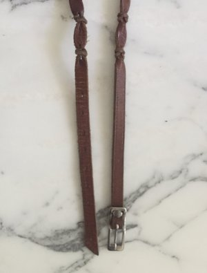 Vintage Taillengürtel aus Leder