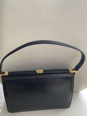 Traditional Bag gold-colored-black brown