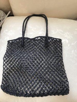Vintage Pouch Bag dark grey-anthracite