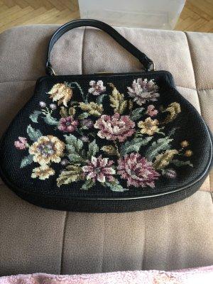 Vintage Tasche /echt Leder❤️