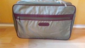 Vintage Tasche PC Tasche Notebooktasche mit Ledereinfassung