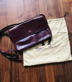 """Vintage Tasche von """"Aigner"""" in bordeaux"""
