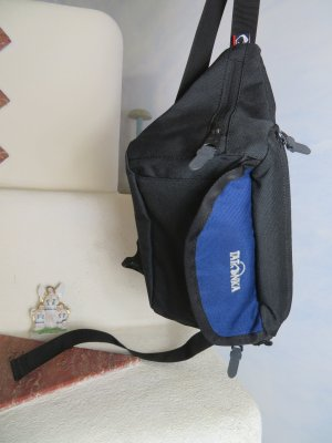 Tatonka Bumbag black-blue