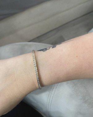 Meine Kette Bracelet en or doré