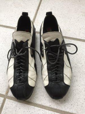"Vintage ""TIVOLI"" Leder Schuhe, Gr.39;"