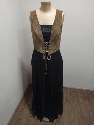 Moser Sukienka z gorsetem Wielokolorowy
