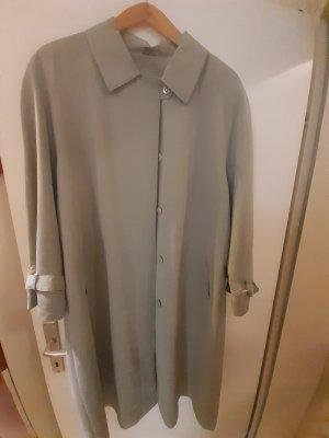 Vintage Trenchcoat Größe 42 resedagrün