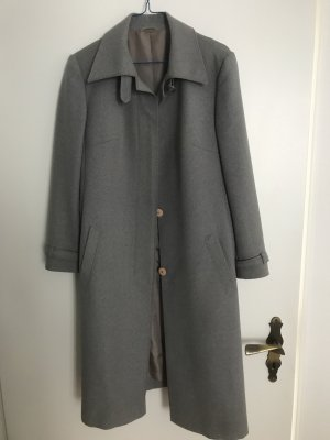 Trench Coat grey-dark grey