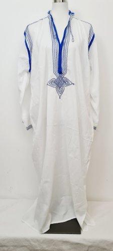 True Vintage Tunic Dress white-blue