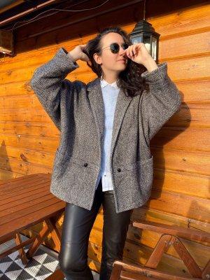 True Vintage Oversized Jacket grey