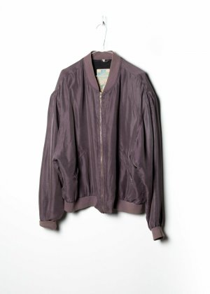 Sonstige Bomber Jacket red cotton