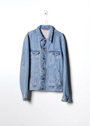 Carrera Veste en jean bleu jean