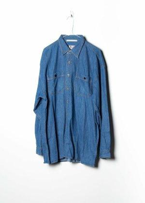 camargue Jeansowa koszula niebieski Denim