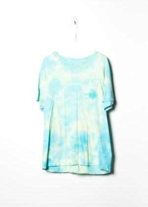 Vintage Unisex Tie Dye in Blau