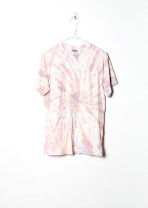 Vintage Unisex Tie Dye in Rosa