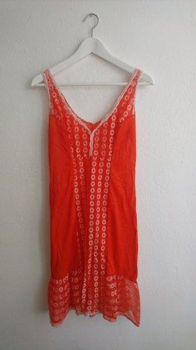 Undergarment orange-dark orange polyester