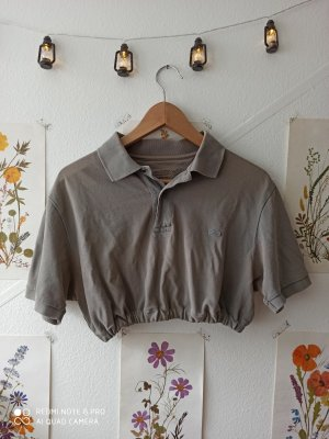 vintage upcycled marc o polo Croptop