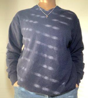 Vintage V-Pullover