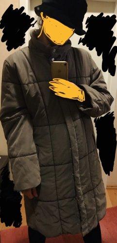 Vintage warme Winterjacke