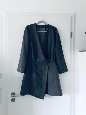 True Vintage Wraparound green grey-khaki