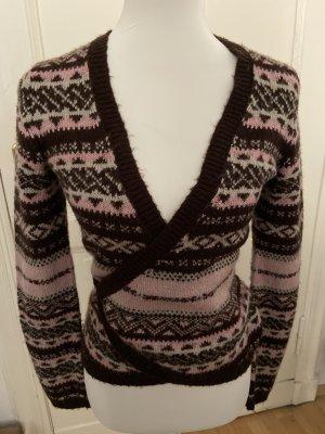 FlashLights Maglione lavorato a maglia multicolore Acrilico