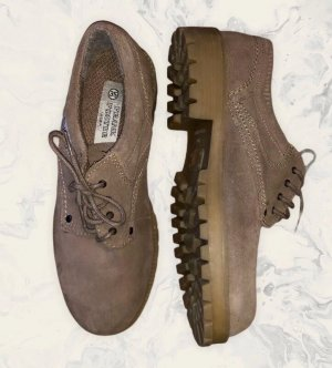 Vintage Wild Leder Boots Gr. 35