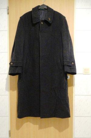 Vintage Wollmantel anthrazit 44 oder Oversize