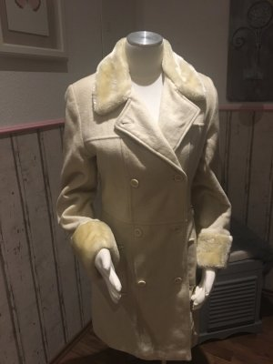 Vintage Wollmantel Gr. 36