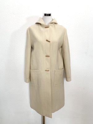 Vintage Manteau à capuche multicolore