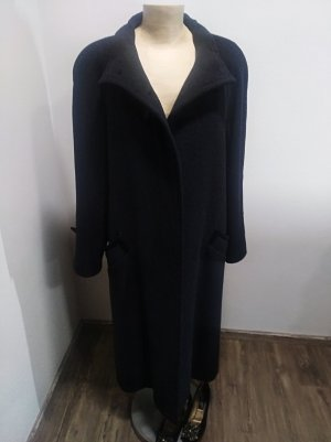 petite mademoiselle Oversized Coat multicolored wool