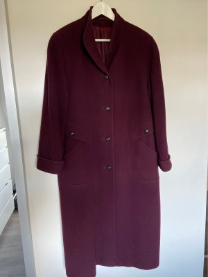 Vintage Wollmantel, Wintermantel cashual Look, Oversize