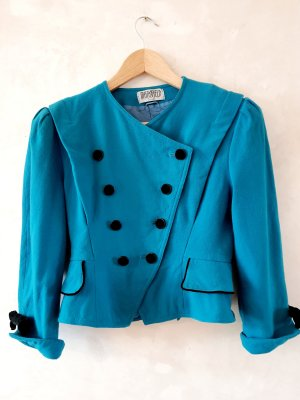 Vintage Wool fitted Jacket 38