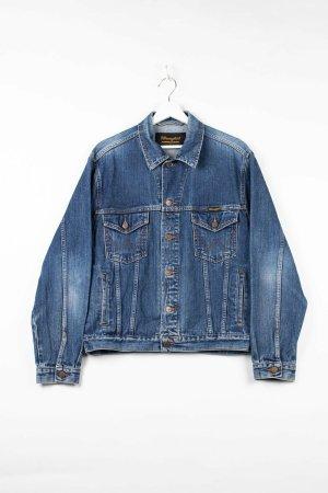 Wrangler Jeansowa kurtka niebieski Denim