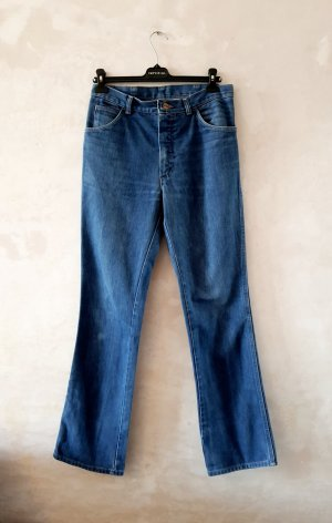 Wrangler Jeans bootcut bleu acier