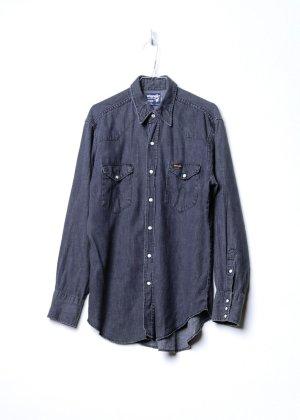 Vintage Wrangler Jeanshemd in XL